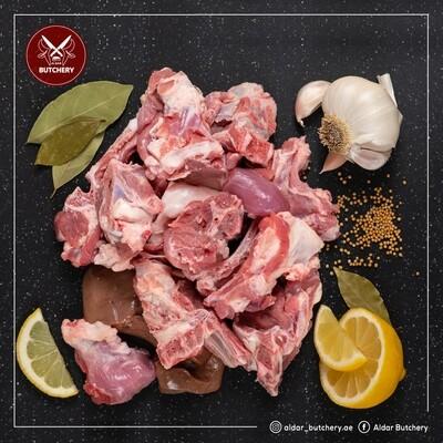 Pakistani Goat Meat With Bone