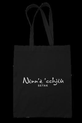 Ninn'è 'cchjiù Tote Bag