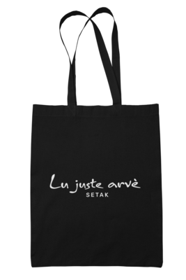 Lu juste arvè Tote Bag