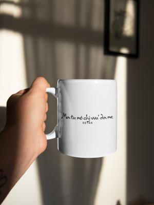 Ma tu mó chj vvu' da me Mug
