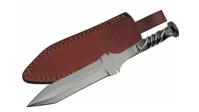 "11-1/4"" Railroad Spike Dagger w/ Sheath"