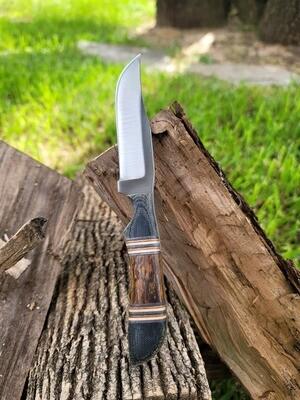 ANZA Bocote Wood Handle