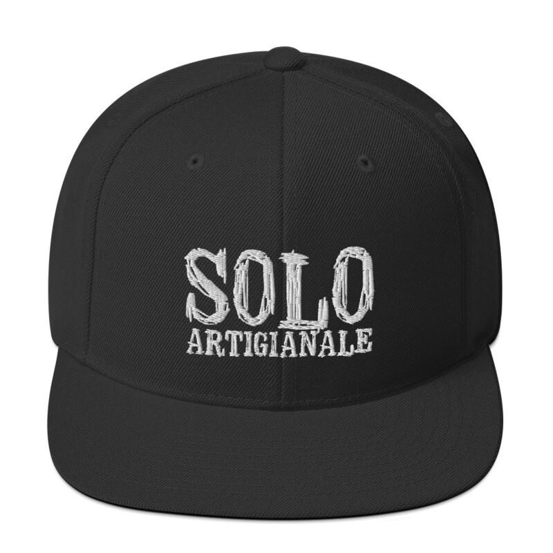 """Cappello  """"SOLO Artigianale"""""""