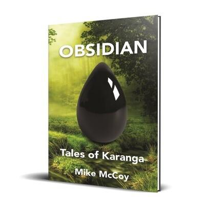 OBSIDIAN - Tales of Karanga (Paperback)