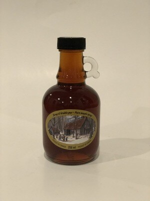 250 ml Coutts Maple Syrup