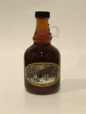500 ml Coutts Maple Syrup