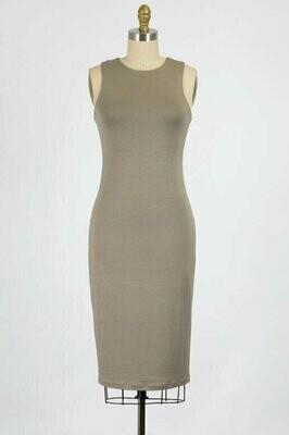Galina Dress (Oak)