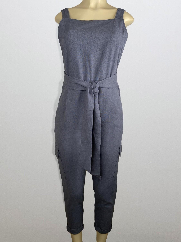 Emmie Jumpsuit (Charcoal)