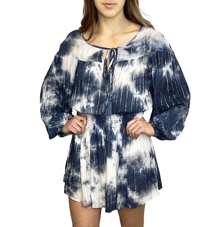 Julia Dress (Midnight)