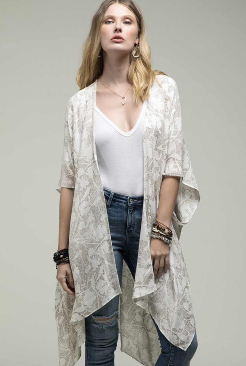 Kimono (Beige)
