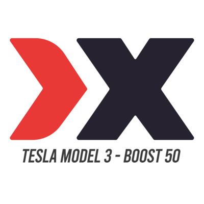BOOST 50 - Tesla Model 3