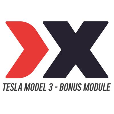 BONUS MODULE - Tesla Model 3