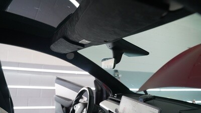 Alcantara Headliner Upgrade Kit for Tesla Model 3/Y