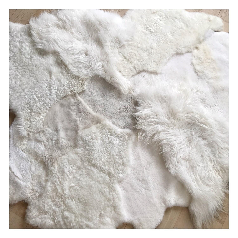 Patchwork WHITE