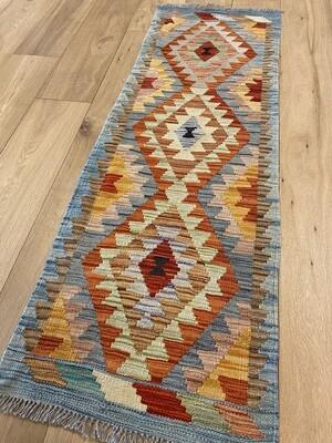 Kelim tapijt: loper 1