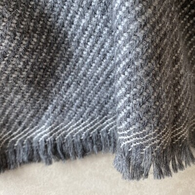 Striped anthracite