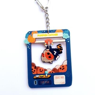 Porte-clés • Pumpkin Catcher