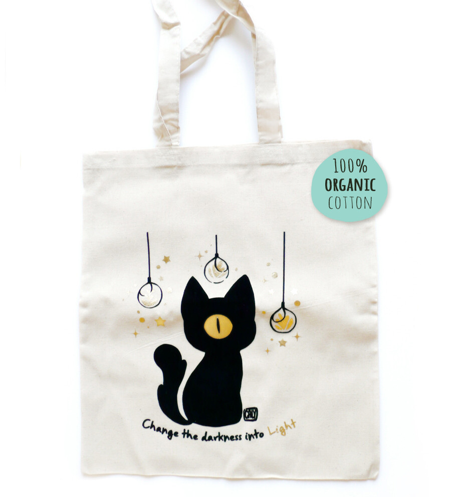 Tote bag • Bubly