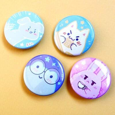 Set de badges • MaHo-Megumi