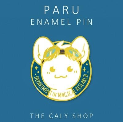 Enamel Pin • Paru