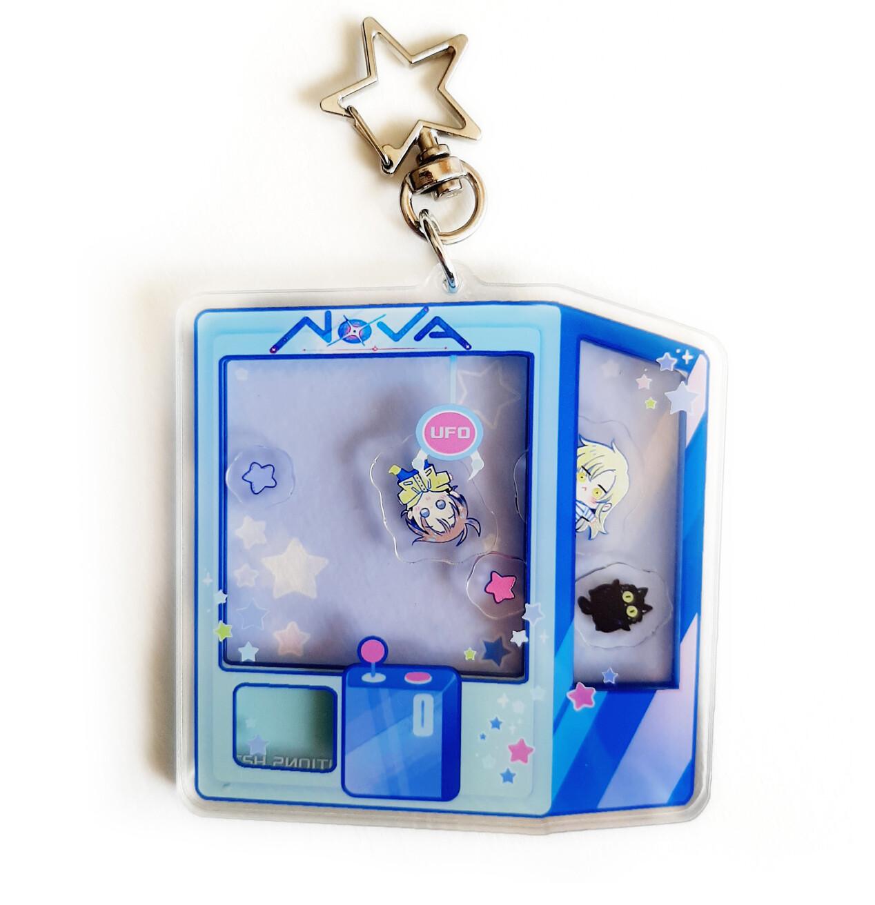 Porte-clés Shaker • NOVA