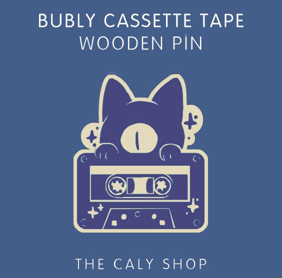Pin en bois • Bubly K7