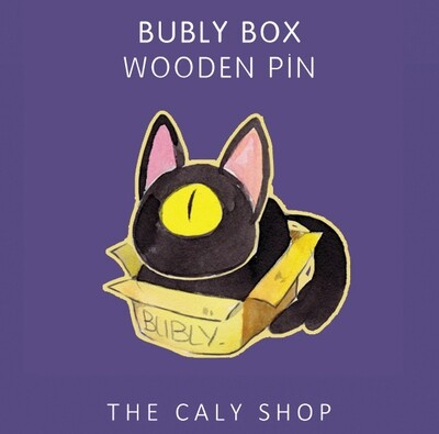 Pin en bois • Bubly Box