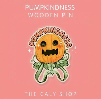 Pin en bois • Pumpkindness