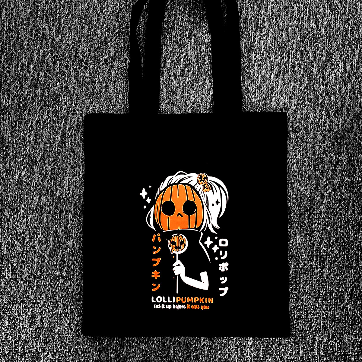 Tote bag • Pumpkin-chan