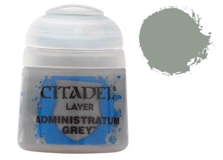 Administratum Grey Layer