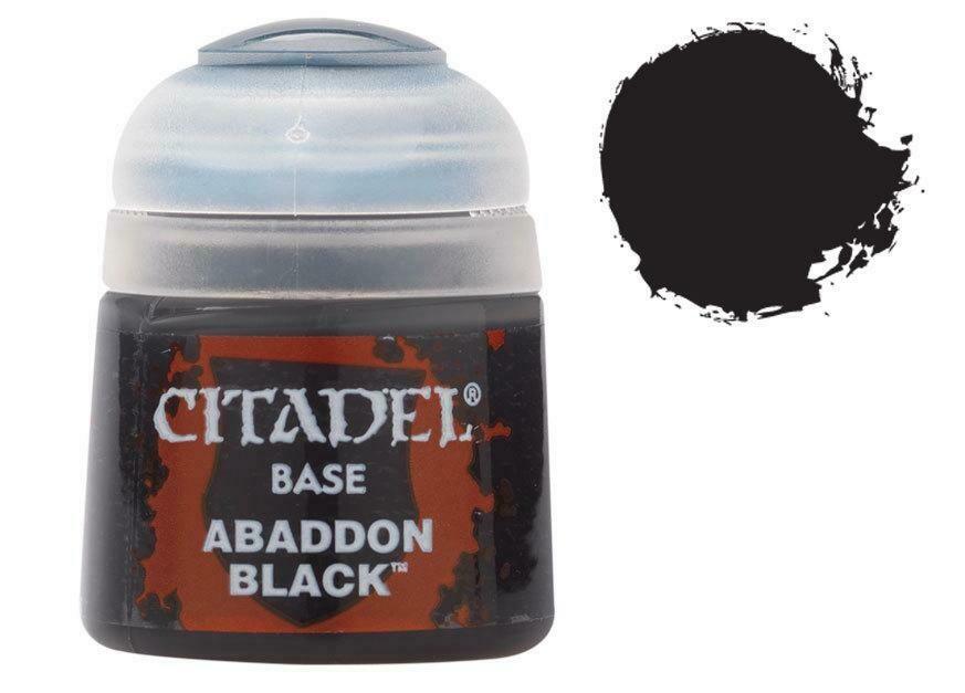 Abaddon Black base