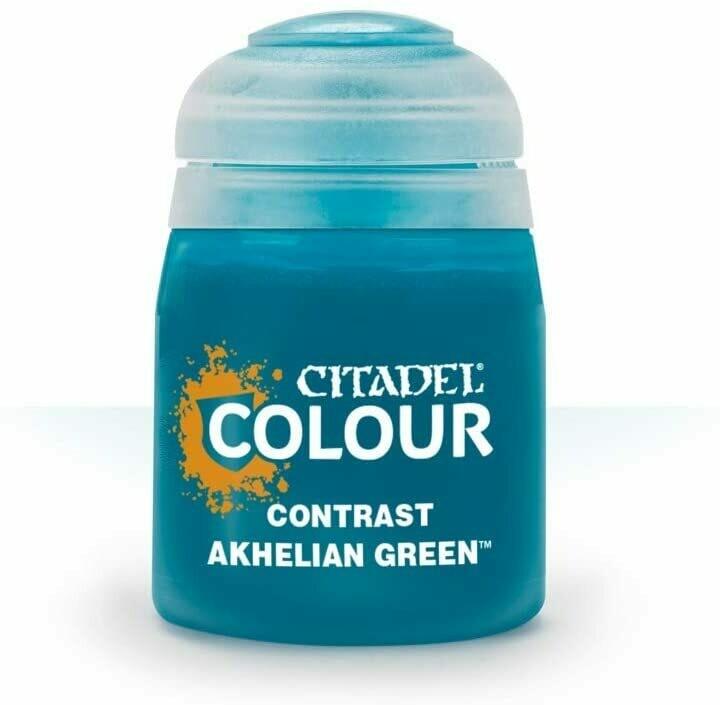 Akhelian Green Contrast