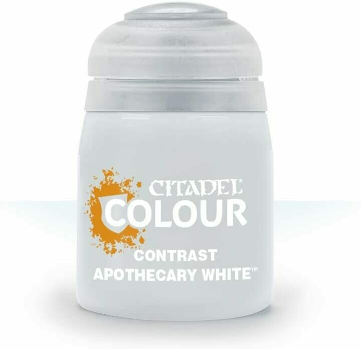 Apothecary White Contrast