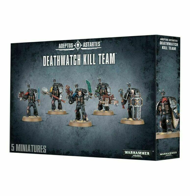 Adeptus Astartes Deathwatch Kill Team