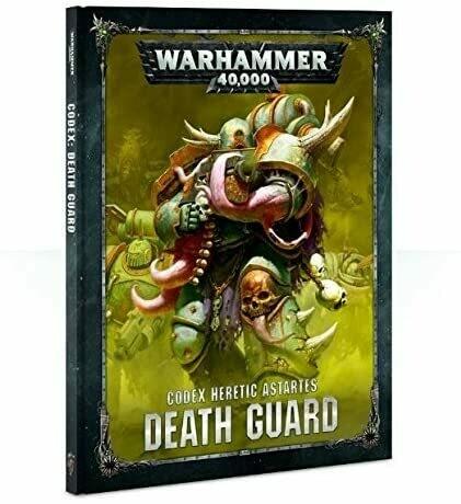Codex Heretic Astartes Death Guard