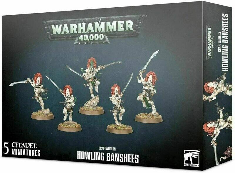 Craftworlds Howling Banshees