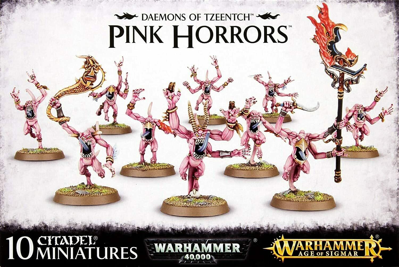 Daemons of Tzeentch Pink Horrors