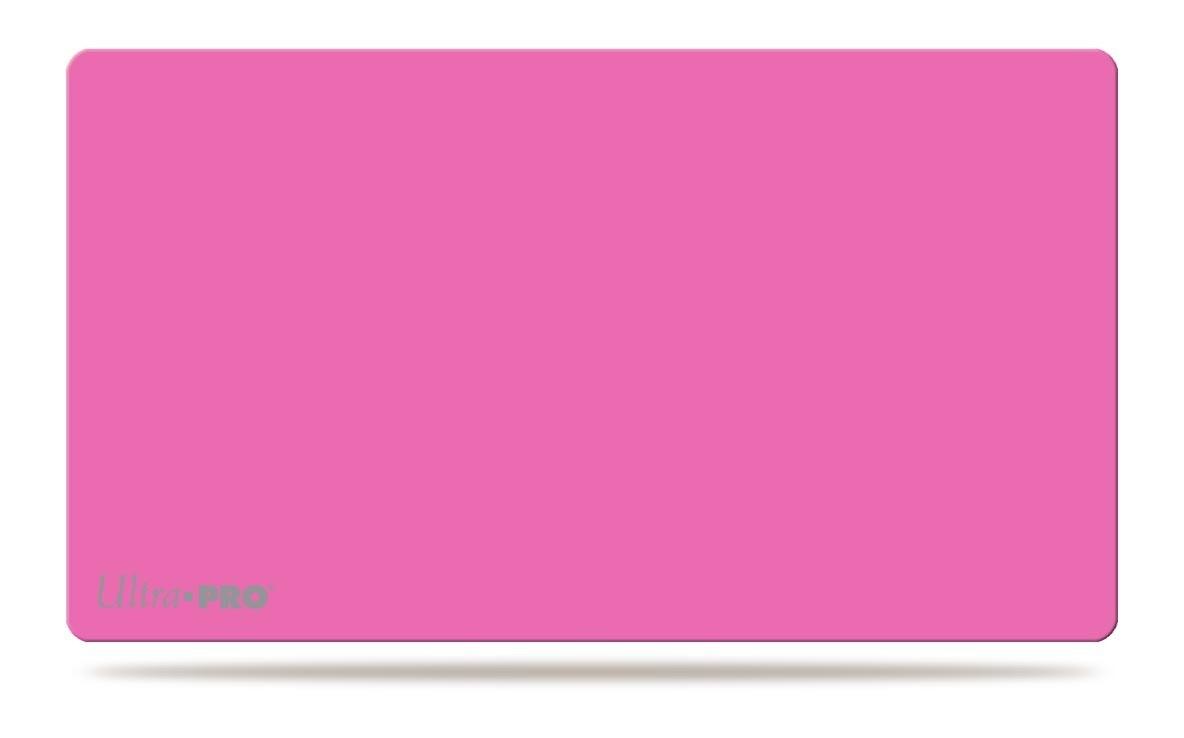 Ultra Pro Play Mat Solid Pink Matte