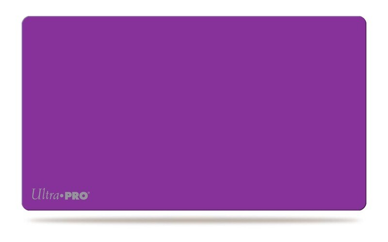 Ultra Pro Play Mat Solid Purple Matte
