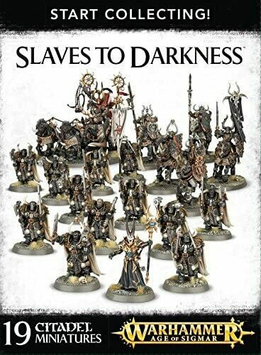 Slaves To Darkness Start Collecting