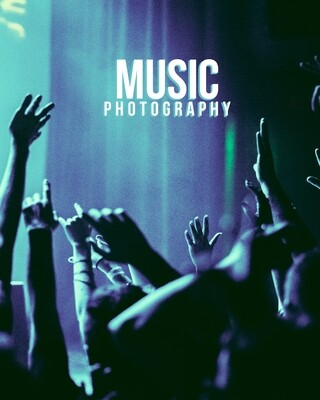 Music Photography ♡