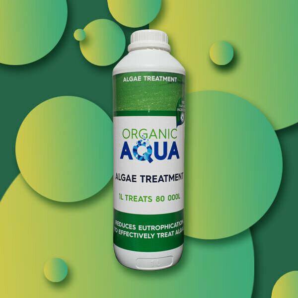Pond Algae Treatment 1L