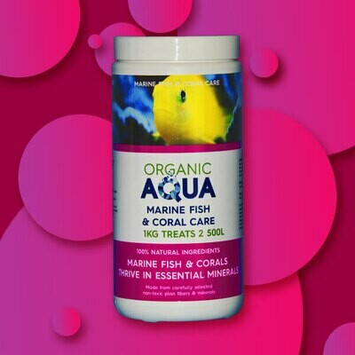 Marine Fish & Coral Care 1kg