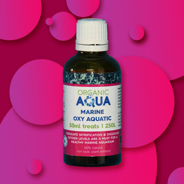 Marine Oxy Aquatic 50ml