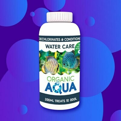 Aquarium Water care 200ml