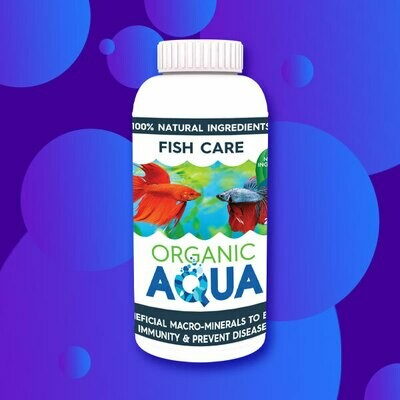 Aquarium Fish Care 200g