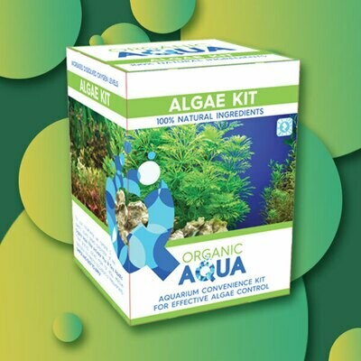 Aquarium Algae Kit
