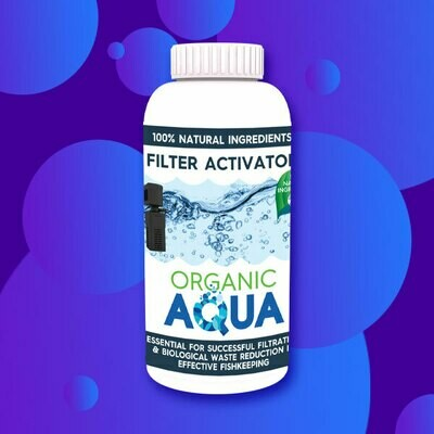 Aquarium Filter Activator 50g