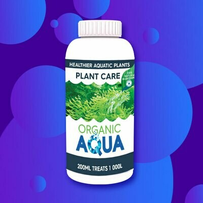 Aquarium Plant Care 200ml