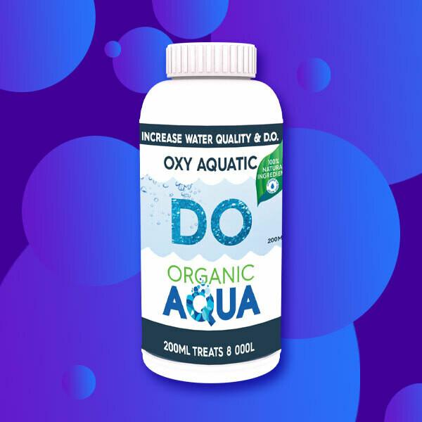 Aquarium Oxy Aquatic 200ml